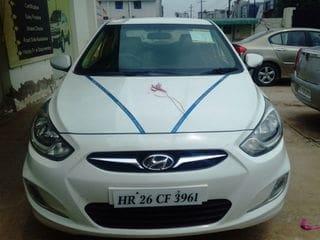 2014 Hyundai Verna 1.4 CRDi GL
