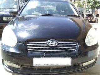2008 Hyundai Verna CRDi SX