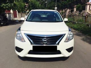 2015 Nissan Sunny XL CVT