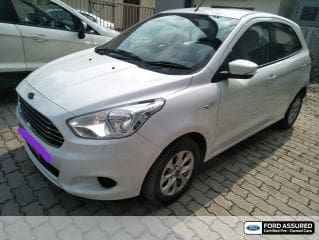 2016 Ford Figo 1.2P Titanium Opt MT