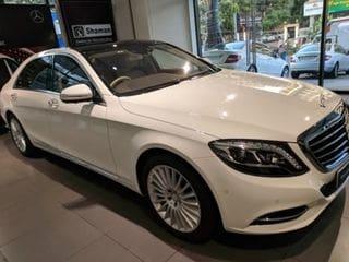 2015 Mercedes-Benz S-Class S 500 L Launch Edition