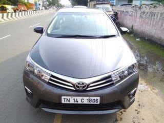 Used Corolla Altis Cars  And  Models Chennai