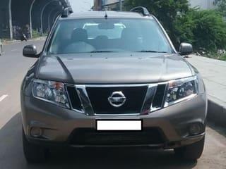 2014 Nissan Terrano XE D