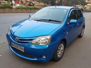 2011 Toyota Etios Liva 1.2 G
