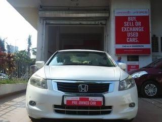 2009 Honda Accord 2.4 AT