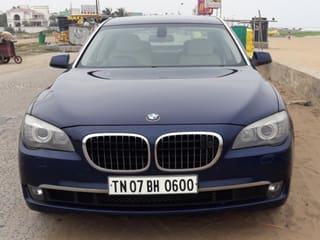 2010 BMW 7 Series 2007-2012 730Ld