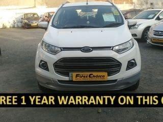 2014 Ford EcoSport 1.5 TDCi Titanium