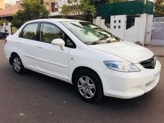 2007 Honda City 1.5 S MT