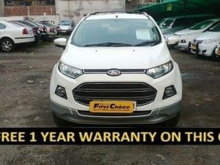 2014 Ford EcoSport 1.5 TDCi Titanium Plus BE