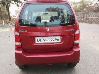 2007 Maruti Wagon R LXI Minor