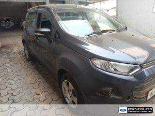 2013 Ford EcoSport 1.5 TDCi Ambiente