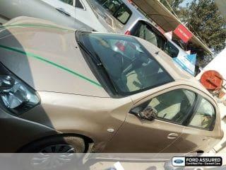 2012 Toyota Etios GD SP