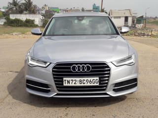 2015 Audi A6 35 TDI Matrix