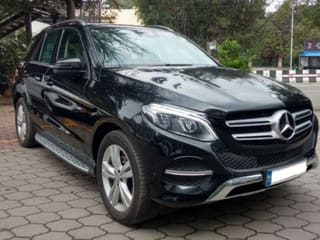 2016 Mercedes-Benz GLE 350d