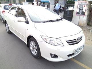 2008 Toyota Corolla Altis 1.8 VL CVT
