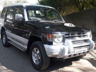 2007 Mitsubishi Pajero 2002-2012 2.8 GLX CRZ