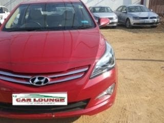 2015 Hyundai Verna 1.6 CRDi AT SX