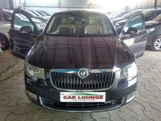 2010 Skoda Superb 1.8 TFSI MT