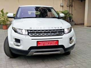 2013 Land Rover Range Rover Evoque 2011-2014 2.2L Pure