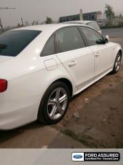 2013 Audi A4 35 TDI Technology