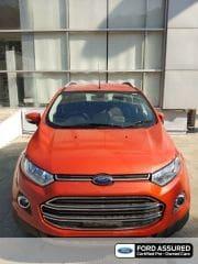 2017 Ford EcoSport 1.5 Diesel Titanium Plus