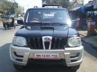 2011 Mahindra Scorpio 2009-2014 SLE 7S BSIV