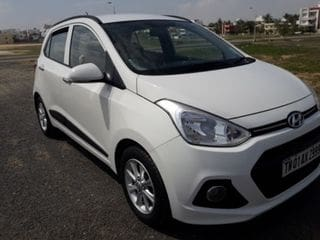 2014 Hyundai i10 Asta AT