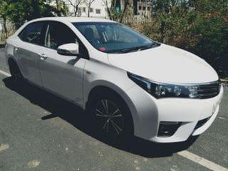 2015 Toyota Corolla Altis GL MT