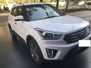 2016 Hyundai Creta 1.6 VTVT AT SX Plus