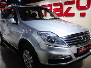 2012 Mahindra Ssangyong Rexton RX7