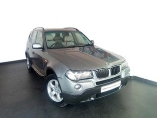 2009 BMW X3 xDrive20d Expedition