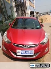 2012 Hyundai Elantra 2.0 SX AT