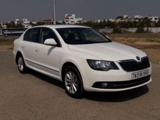 2015 Skoda Superb Elegance 2.0 TDI CR AT