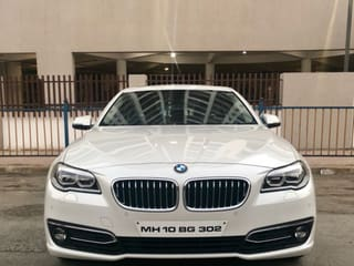 2014 BMW 5 Series 2013-2017 520i Luxury Line