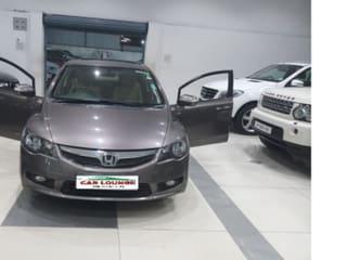 2012 Honda Civic 1.8 V MT Sunroof
