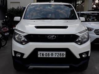 2016 Mahindra NuvoSport N8 AMT