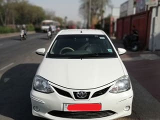 2015 Toyota Etios Liva 1.4 High
