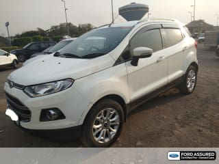 2013 Ford EcoSport 1.5 TDCi Titanium Plus BE