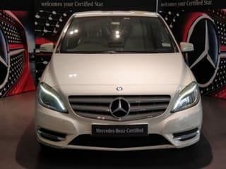 2015 Mercedes-Benz B Class 2012-2015 Diesel