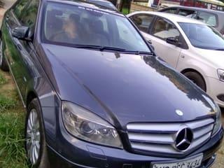 2009 Mercedes-Benz C-Class C 200 CGI