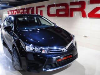 2015 Toyota Corolla Altis D-4D J