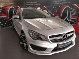 2015 Mercedes-Benz CLA 200 Sport Edition