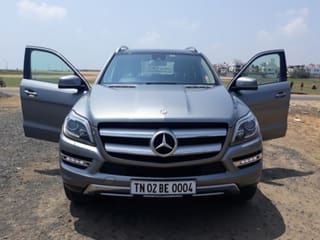 2015 Mercedes-Benz GL-Class 350 CDI Blue Efficiency