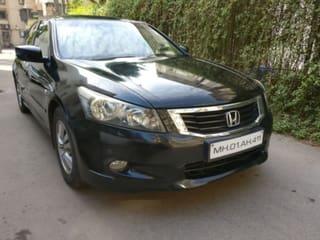 2008 Honda Accord VTi-L (MT)