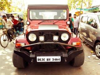2011 Mahindra Thar CRDe