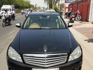 2008 Mercedes-Benz C-Class 220 CDI AT
