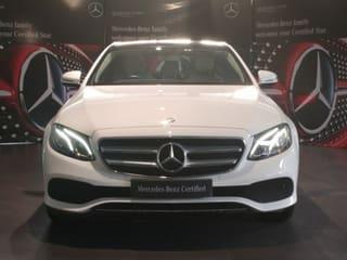 2016 Mercedes-Benz E-Class E 220 d