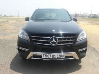 Used Mercedes M Class For Sale In Delhi