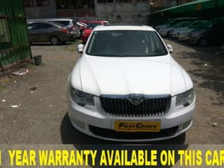 2010 Skoda Superb L&K 1.8 TSI AT