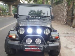 2014 Mahindra Thar 4X4